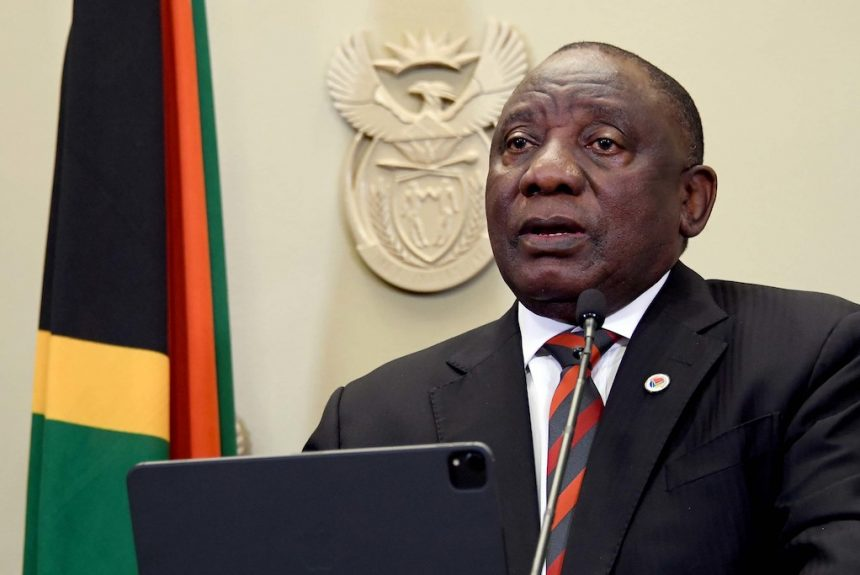 We will work tirelessly to end unemployment caused by COVID-19: Ramaphosa